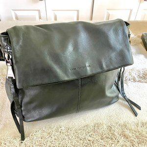 Aimee Kestenberg Black Leather Bag